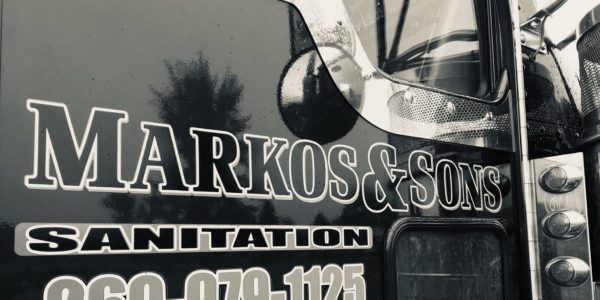 Markos Sanitation Truck